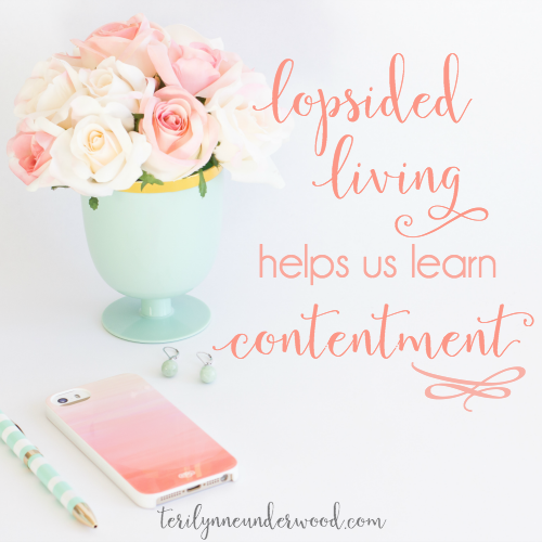 Learn Contentment