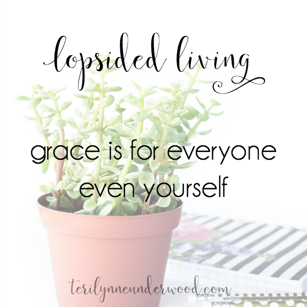 Grace Is for Everyone — even yourself!