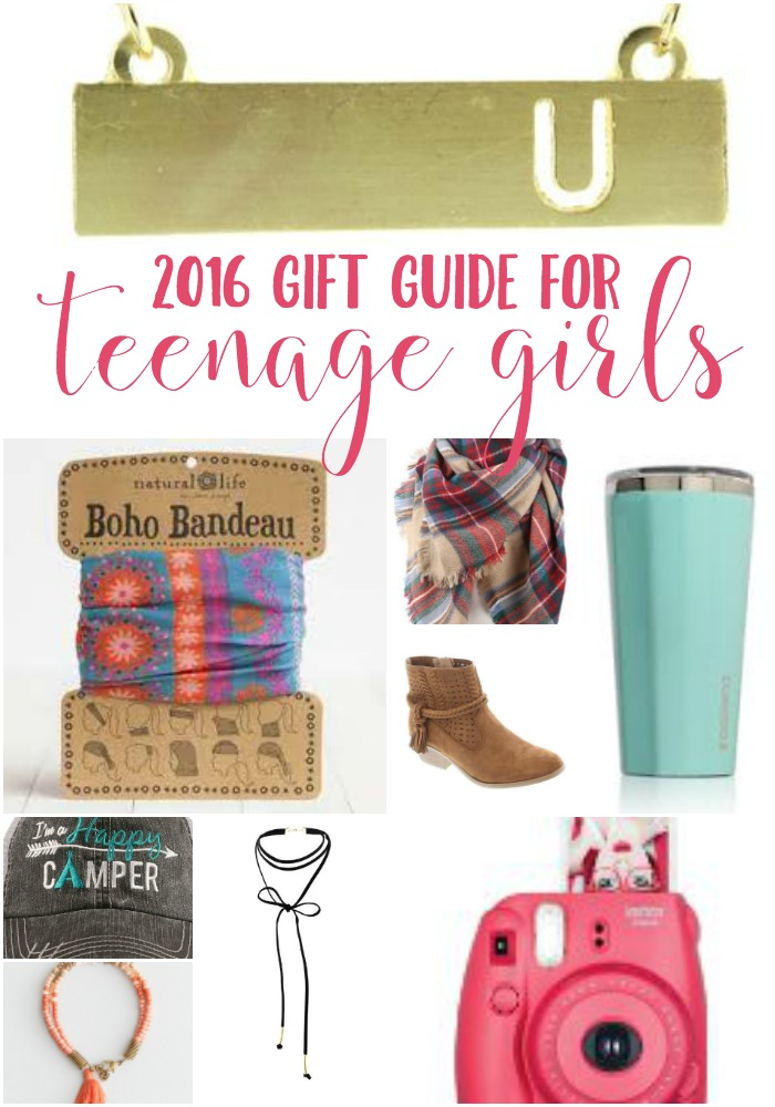 2016 Gift Guide for Teenage Girls