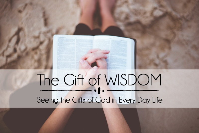 We all need wisdom. But sometimes we seek it from the wrong places. The purest gift of wisdom is a generous gift from our loving Father.