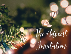 Advent is an invitation to more than checking days off until Christmas. It's an invitation to take stock of our souls, to prepare our hearts for celebrating the One who has come and will one day come again.