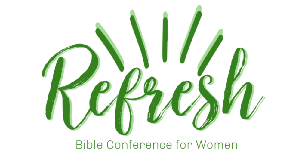 REFRESH Bible Conference for Women, hosted by First Baptist Church, Florence, AL