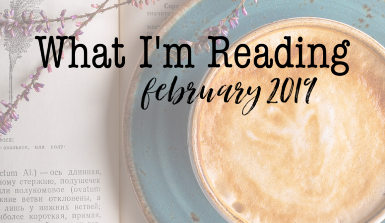 What I'm Reading {February 2019}