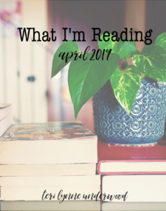 Looking for a good book to read next? Here's what on my stack — Bible study and quiet time suggestions, fiction and nonfiction too! Including new releases from Emily P. Freeman, Amanda Bacon & Anne-Renee Gumley, and Karen Kingsbury.