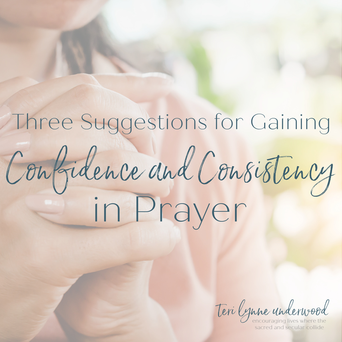 If You Struggle with Prayer, You're Not Alone